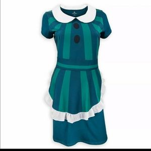Disney Haunted Mansion Maid Ghost Hostess Dress